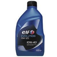 OLEO MOTOR 10W40 EVOLUTION SN SEMI SINT 1L ELF - Cod.: 116646