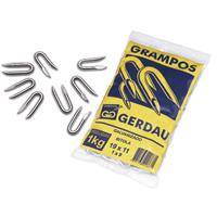 GRAMPO CERCA GALV 1X9 KG GERDAU - Cod.: 116695