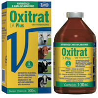 OXITRAT LA PLUS 100ML VALLEE - Cod.: 116828