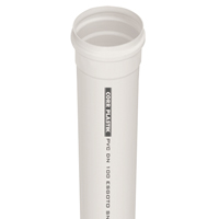 TUBO PVC ESGOTO 6M DN40 CORR PLASTIK - Cod.: 116961
