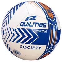 BOLA FUTEBOL SOCYTE OFICIAL RACING QUILMES - Cod.: 117429