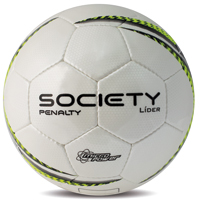 BOLA FUTEBOL SOCIETY LIDER PENALTY - Cod.: 117903