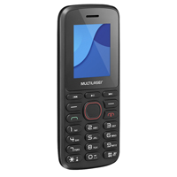 CELULAR 3G UP PLAY DUAL PTO MULTILASER - Cod.: 119508