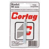 RODEL VIDEA 80MM DO CORTADOR PISO CORTAG - Cod.: 128