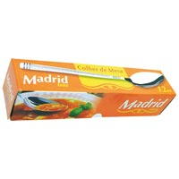 COLHER MESA INOX MADRID - Cod.: 20369