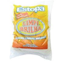 ESTOPA CONV EXTRA 500G LIMPIBRILHA - Cod.: 2477
