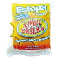 ESTOPA PROF EXTRA 400G LIMPIBRILHA - Cod.: 2479
