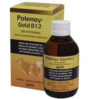 POTENAY GOLD ORAL B12 120ML ZOETIS - Cod.: 336