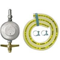 REGULADOR GAS MED C/ MANG 80CM ALIANCA - Cod.: 36028
