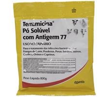TERRAMICINA PO SOLUVEL TPS 100G ZOETIS - Cod.: 506