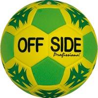 BOLA FUTEBOL INF N4 AML/VDE OFFSIDE - Cod.: 5692