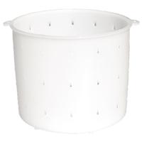 FORMA MINAS FRESCAL/RICOTA PLAST 1KG INJESUL - Cod.: 6145