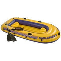 BOTE CHALLENGER 3 - 295X137X41 C/ ACES. INTEX - Cod.: 63347