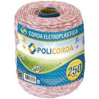 FIO NYLON P/ CERCA ELET 250M POLICORDA - Cod.: 86562