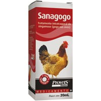 SANAGOGO 20ML SIMOES PET - Cod.: 86975