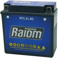 BATERIA MOTO 05,5AH RT5,5L-BS RAIOM - Cod.: 90249