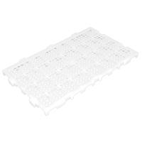 ESTRADO PLAST 2,5X30X50CM BCO INJESUL - Cod.: 91249