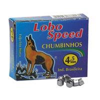 CHUMBINHO ESPING 4,5MM SPEED C/200 LOBO - Cod.: 91513