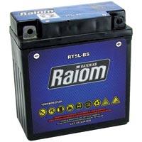 BATERIA MOTO 05AH RT5L-BS RAIOM - Cod.: 92127