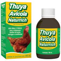 THUYA AVICOLA 100ML NATURRICH - Cod.: 92525