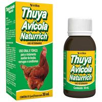 THUYA AVICOLA 030ML NATURRICH - Cod.: 92526
