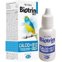 BIOTRIN VET CALCIO + B12 20 ML VETBRAS - Cod.: 92529