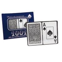 BARALHO PLAST 1001 ESTOJO C/2 COPAG #N - Cod.: 92552