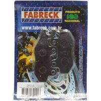 PASTILHA DIANT TWISTER/YBR/FAZER FABRECK - Cod.: 92573