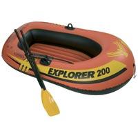 BOTE EXPLORER 200 185X94X41 C/ ACES INTEX - Cod.: 92721