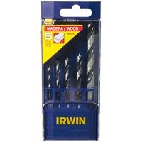 ESTOJO C/5PC BROCAS MAD IRWIN - Cod.: 93044