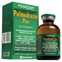 PULMODRAZIN PLUS 25ML PEARSON - Cod.: 93072