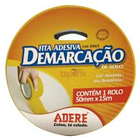 FITA DEMARCACAO SOLO 50X15M AML ADERE - Cod.: 93521