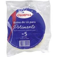 BOINA P/ POLIMENTO N5 COMPEL - Cod.: 93649