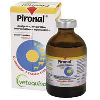 PIRONAL DIPIRONA SODICA INJ 50ML VETOQUINOL - Cod.: 93659