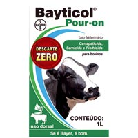 BAYTICOL POUR ON 1L BAYER - Cod.: 93971