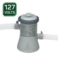 BOMBA FILT 1250L/H P/PISCINA 127V INTEX - Cod.: 98262