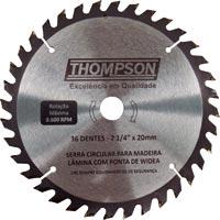DISCO SERRA CIRC 7.1/4 36DT THOMPSON - Cod.: 98379