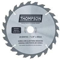 DISCO SERRA CIRC 7.1/4 24DT THOMPSON - Cod.: 98380