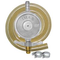 REGULADOR GAS MED C/ MANG 125CM IMAR - Cod.: 98541