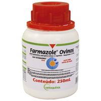 FARMAZOLE OVINO/ CAPRINO 250ML VETOQUINOL - Cod.: 98766