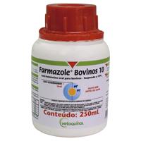 FARMAZOLE BOVINO 10 250ML VETOQUINOL - Cod.: 98770