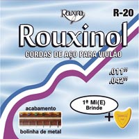 ENCORDOAMENTO ACO VIOLAO C/ BOLIN ROUXINOL - Cod.: 99521