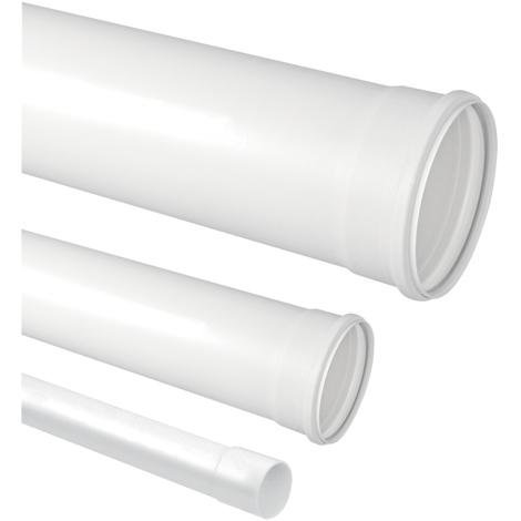 TUBO PVC ESGOTO 6M DN100 KRONA - Cod.: 86689